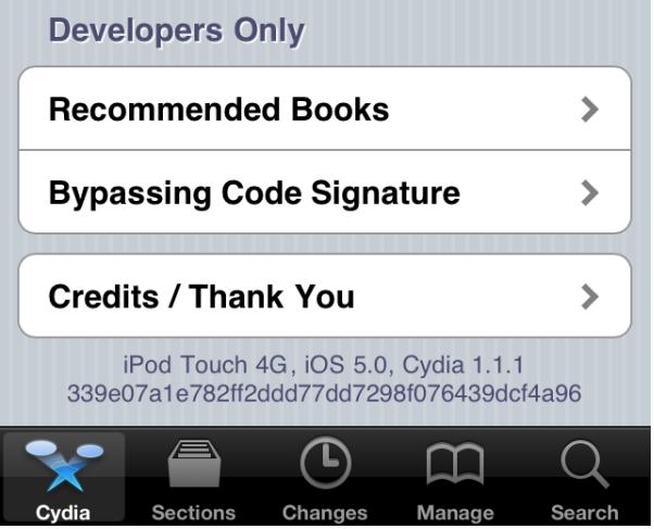 E' già possibile effettuare il jailbreak tethered della GM di iOS 5 grazie a Redsn0w