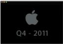 Apple annuncia i risultati dell'ultimo trimestre: 28,27 miliardi di dollari di fatturato, 17,07 milioni di iPhone, 11,12 milioni di iPad, 4,89 milioni di Mac venduti