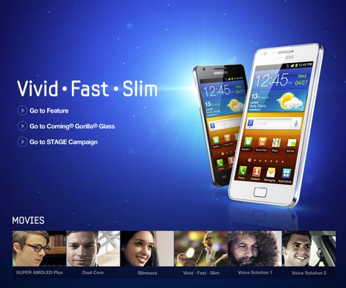 Il Samsung Galaxy S II approda col carrier AT&T ad un giorno dalla presentazione della prossima generazione di iPhone