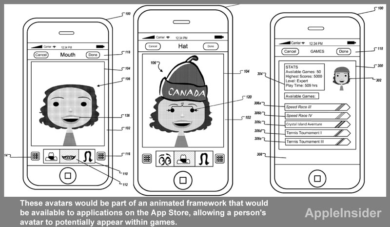 Apple potrebbe introdurre la possibilità di creare avatar personalizzati in Game Center