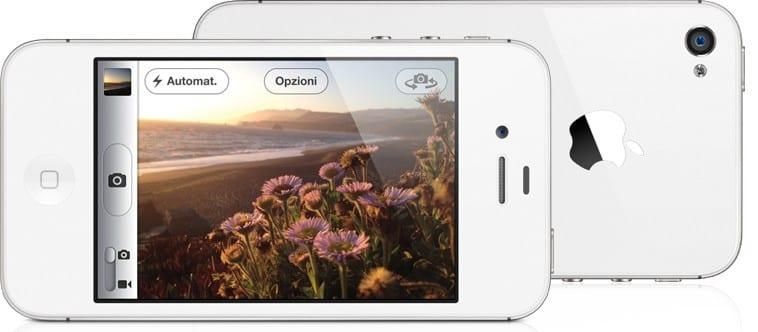 iPhone 4S: le prime foto scattate con il nuovo sensore da 8 megapixel