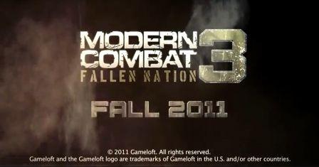 iSpazio prova in anteprima Modern Combat 3: Fallen Nation