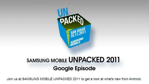 Samsung presenterà il Nexus Prime con Android 4.0 il giorno 11 Ottobre all'evento Unpacked 2011? [Video]