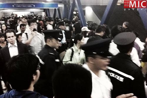Disagi nella fila ad Hong Kong per acquistare il nuovo iPhone 4S