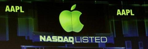 Apple perde il 2,8% in borsa a causa dei possibili rallentamenti nella produzione di iPhone e iPad