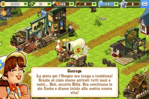 The Oregon Trail: Pionieri d'America: il nuovo gioco targato Gameloft   Recensione iSpazio