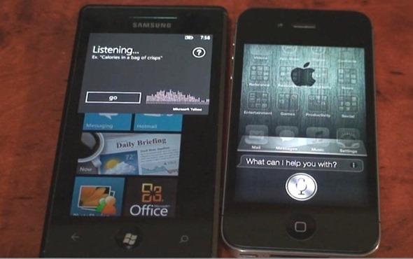 Siri di Apple VS TellMe di Microsoft: la sfida definitiva [VIDEO]