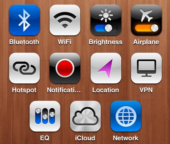 Scorciatoie di sistema direttamente su iOS 5, gratis e senza jailbreak!