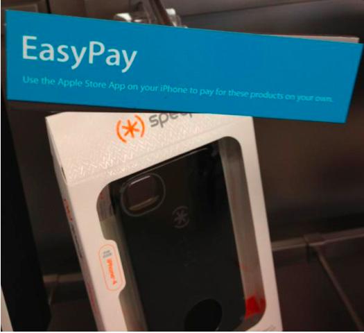 Easy Pay sta per arrivare, potremo acquistare da soli gli articoli disponibili nei retail store