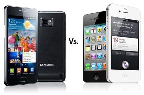 iPhone 4S Vs Samsung Galaxy S2: video-confronto sulla registrazione video a 1080p