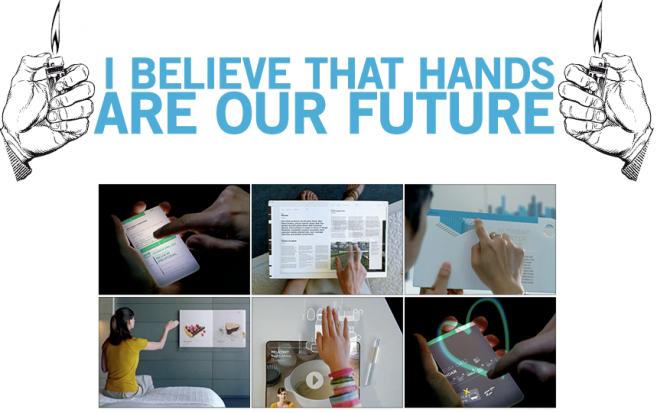 Il progettista dell'interfaccia utente di Apple discute sul futuro dei dispositivi touchscreen