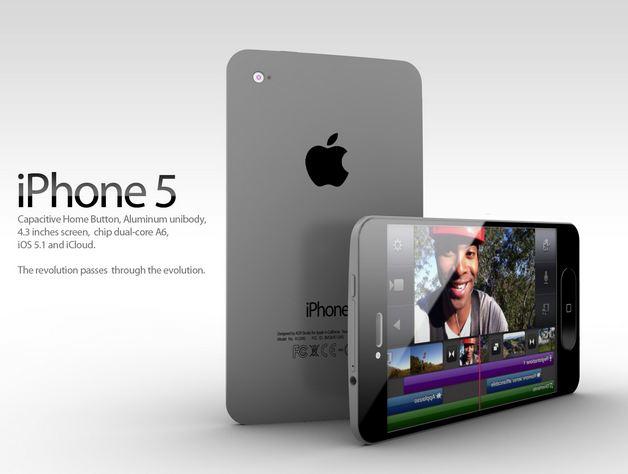 Come sarà l'iPhone 5? ADR Studio presenta un concept rispettando i vari rumors [Video]