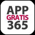 Appgratis365: un'applicazione gratis al giorno, toglie i megabyte di torno