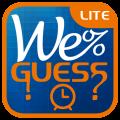 Disponibile la versione LITE di WeGuess: il quiz mai visto   App Store