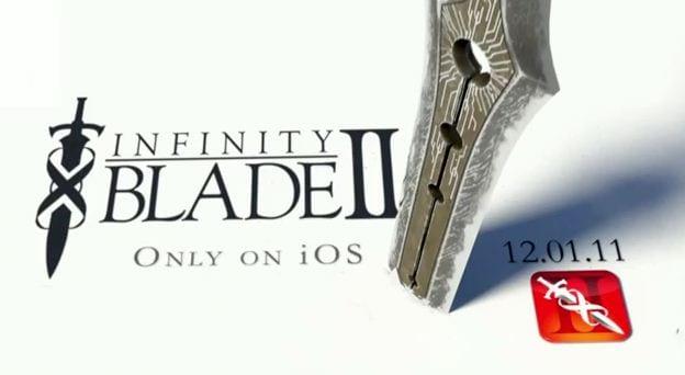 Infinity Blade 2 presentato da Epic Games in un video