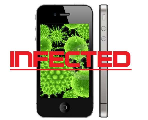 iphone 4s virus - ispazio