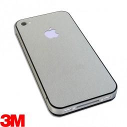 Anycast Solutions rende disponibile all'acquisto le skin 3M in versione alluminio per iPhone 4/4S