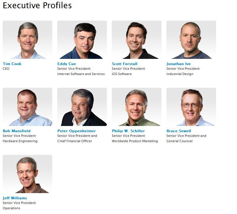 1.000.000 di azioni andranno in premio ai Top Manager Apple: 60 milioni di dollari ciascuno