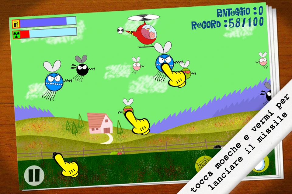 Cow Vs Fly, il nuovo gioco di MeLeto disponibile su App Store a partire da Gennaio