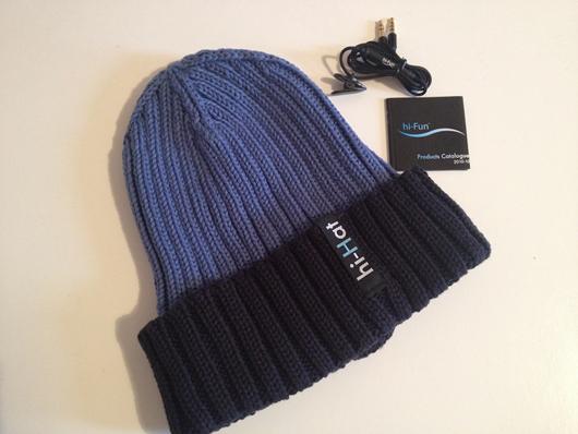 hi-Hat: il caldo cappellino con cuffie incorporate proposto da hi-Fun | iSpazio Product Review