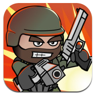 Doodle Army 2 : Mini Militia, uno shooter multiplayer gratuito