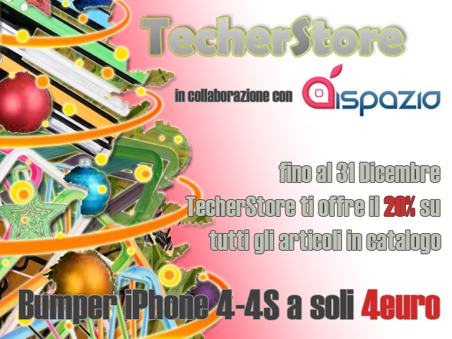 TecherStore_Christmas_iSpazio_News