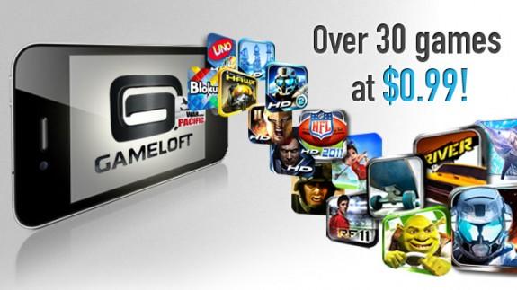 Natale in casa Gameloft! Molti ultimi titoli come Gangstar Rio o Backstab scontati a 0.79€ [Aggiornato con nuovi giochi]