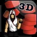 Daruma Challenge 3D: gioco d'equilibrio e fisica in cui dovremo sfidare la forza di gravità