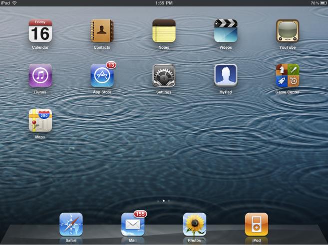 Ecco i nuovi sfondi dell'iOS 5.1 da scaricare ed utilizzare in anteprima