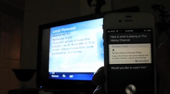 iTV? Forse non serve dal momento che Siri può gestire un televisore..