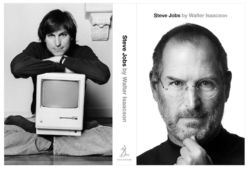 La biografia di Steve Jobs è il libro più venduto di Amazon del 2011
