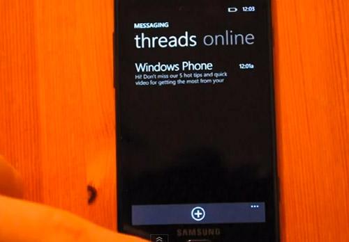 Bug di sicurezza scoperto scoperto in Windows Phone [VIDEO]