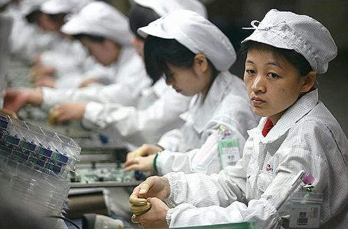 Foxconn assume 100.000 persone per la produzione di iPhone