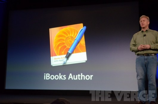 apple author ibooks
