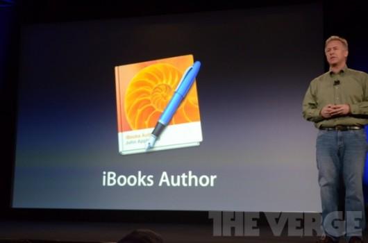 apple author ibooks
