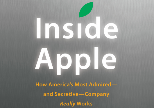 Inside Apple: i segreti dell'azienda di Cupertino sbarcano in iBooks Store