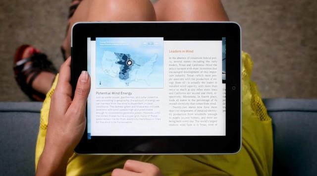Bliss è il nome in codice del progetto che Apple presenterà oggi all'evento dedicato al settore educativo
