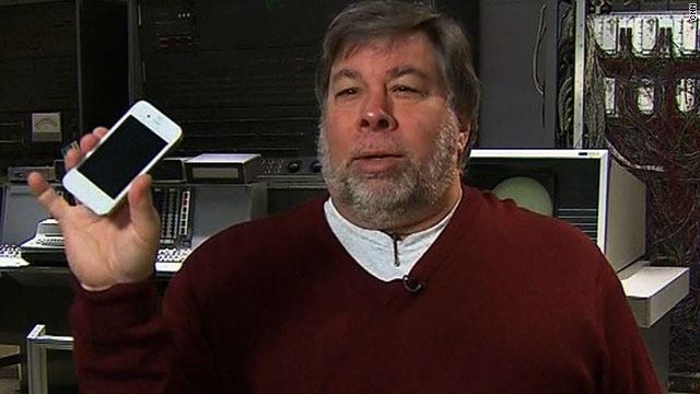"""Steve Wozniak risponde sul suo utilizzo degli smartphone Android: """"il giornalista ha esagerato"""""""