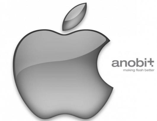 Apple conferma l'acquisto di Anobit, la ditta produttrice di memorie flash