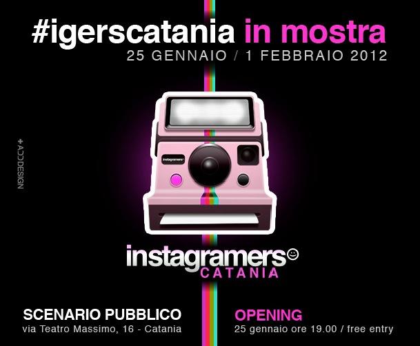 Catania raccontata con l'iPhone: il capoluogo Etneo va in scena con una mostra di foto provenienti da Instagram