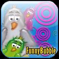 FunnyBubble Birds: intrappoliamo gli uccellini nelle bolle di sapone | QuickApp