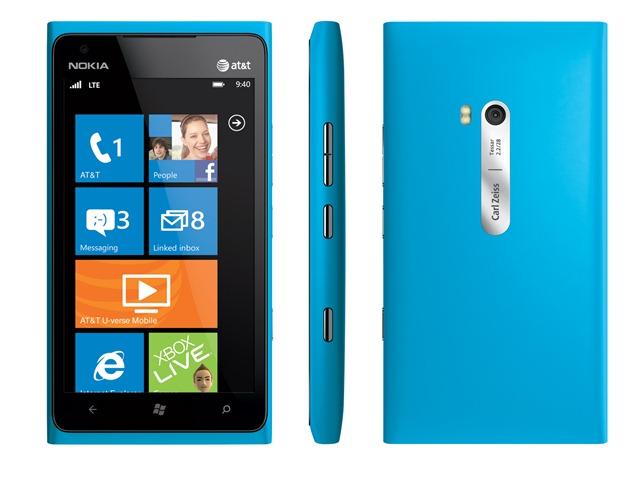 Lumia 900, il nuovo Nokia Windows Phone presentato al CES 2012 [VIDEO]