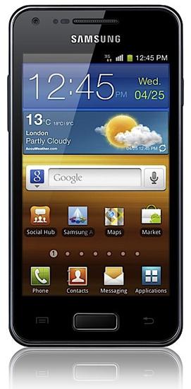 """Samsung svela il nuovo Galaxy S Advance, il fratello """"minore"""" del Galaxy S II"""