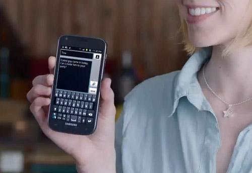 Nuovo spot per Samsung ma con una 'piccola dimenticanza'… [Video]