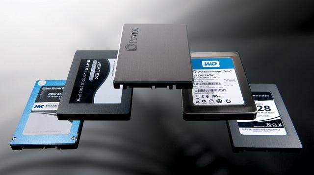 Il CES 2012 carico carico di…SSD