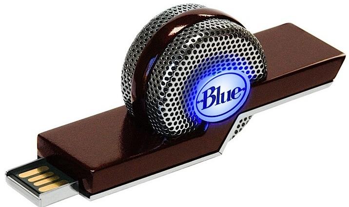 Blue Microphones presenta Spark Digital, Mikey Digital e Tiky per registrare in piena mobilità