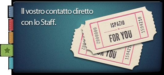 iSpazio For You
