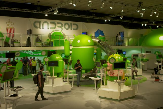 Android-MWC-ispazio