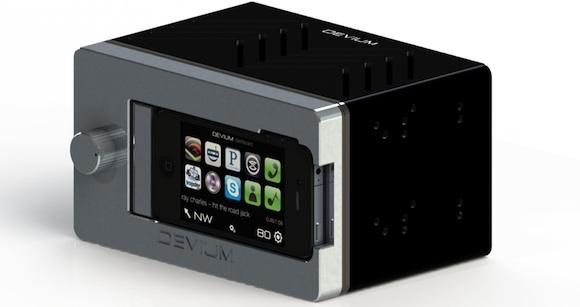 Devium Dash trasforma il tuo iPhone in uno stereo per automobili
