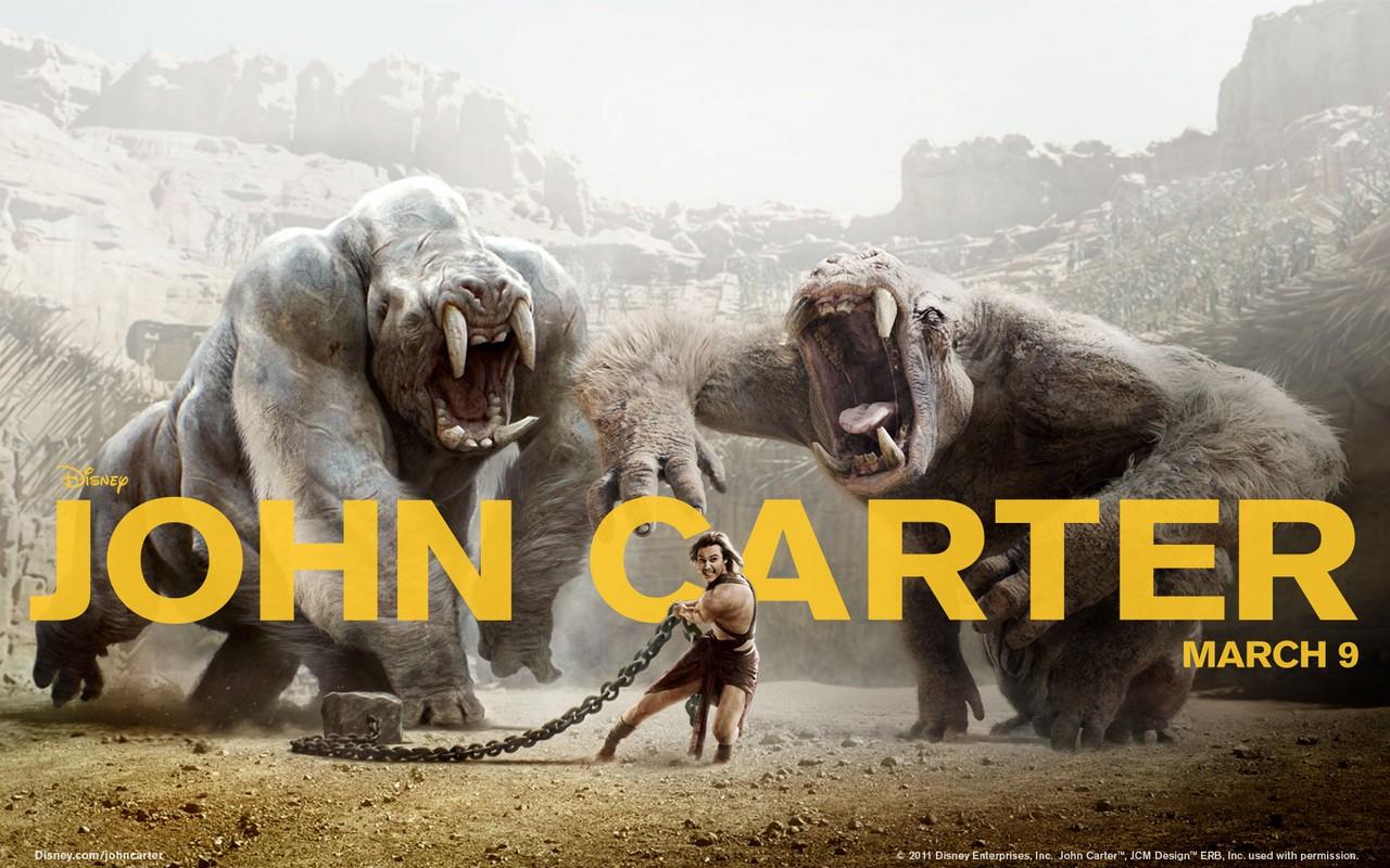 """Il nuovo film della Disney """"John Carter"""" è dedicato a Steve Jobs"""